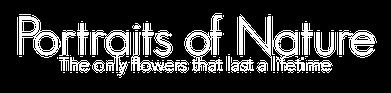 Portraits of Nature logo