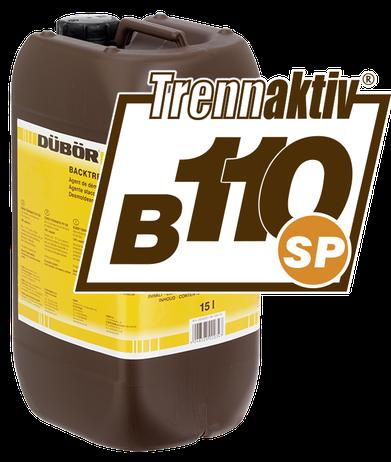 Backtrennmittel DÜBÖR Trennaktiv B 110 SP palmölfrei
