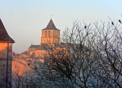 Eglise de Lusignan
