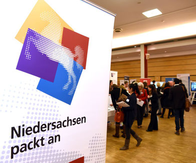 Viele Informationen bei einer Integrationskonferenz