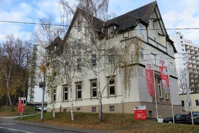 Die Zentrale des deutschen CVJM in Kassel