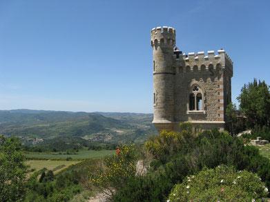 Rennes le Chateau dans l'Aude