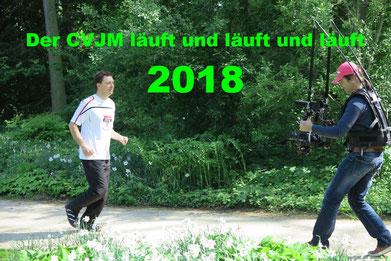 """Artur Stark bei Filmaufnahmen zum Film des LandesSportBundes Niedersachsen """"Sport verbindet Menschen"""""""