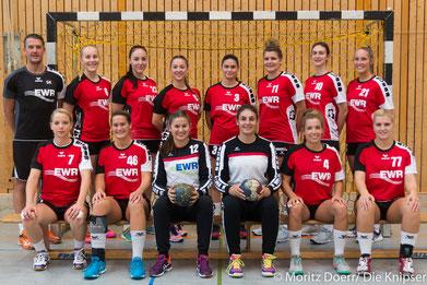 Die Mannschaft der TGO Damen 1.