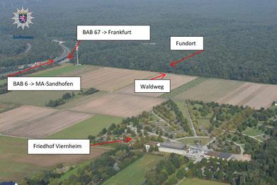 Fotos: Polizeipräsidium Südhessen