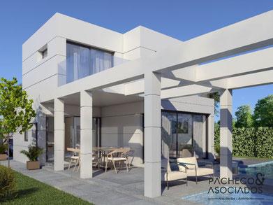 Design villa Murcia