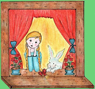 """Buchcover zum Buch """"Leni erzählt"""" der Buchreihe """"Enfantesar"""""""