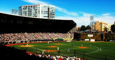 Nella foto il PGE Park in Portland nell'Oregon