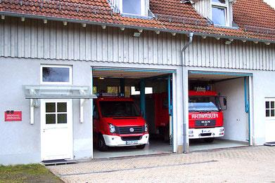 Feuerwehrhaus Freiwillige Feuerwehr Schluttenbach