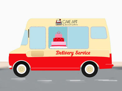 cake delivery service
