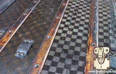Toile damier Louis Vuitton ancienne Mark 2