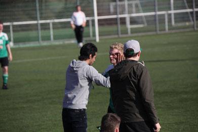 +++ Hat mit seinem Team das nächste schwere Spiel vor der Brust: Chefcoach Metin Kartal +++