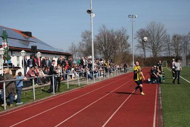 +++ Auch am Sonntag benötigen wir die Unterstützung der TSV-Fans +++