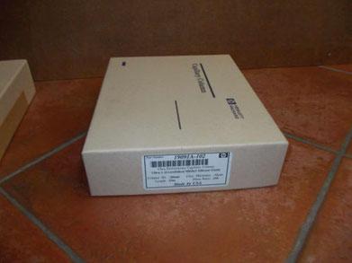 Kapillar-Trennsäule Hewlett Packard Ultra 1