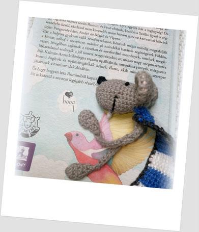 Mouse  bookmark Rumini