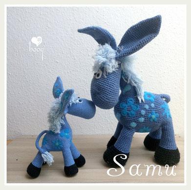 Horgolt Samu a kiscsacsi amigurumi mintaleírás Mirr-murr
