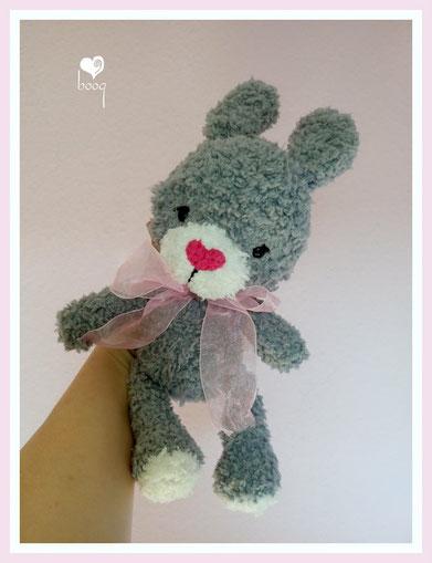 zipzipdreams lolly the little bunny amigurumi crochet