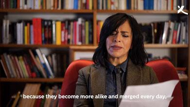 Die Rede zum Exil der mexikanischen Journalistin Anabel Hernández