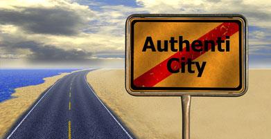 Strasse der Authentizität