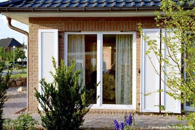 Immobilien - Fenster im Wohnhaus - Versicherungsschutz - Gebäudeversicherung, Fenster, Glasbruchversicherung, Glasbruch, Haftpflichtversicherungen, Türen