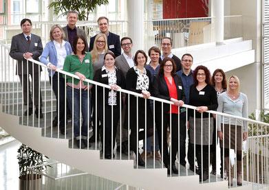 Die Studienzentren aus ganz Deutschland trafen sich zum Auftakt der Studie in Regensburg.
