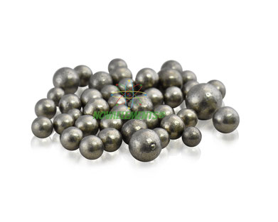 Nichel metallico - nichel metallo - nickel - nichel cubo acrilico - nova elements nichel sfere
