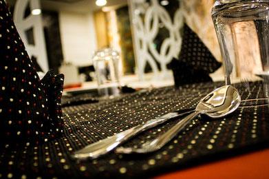 décoration hôtel restaurant