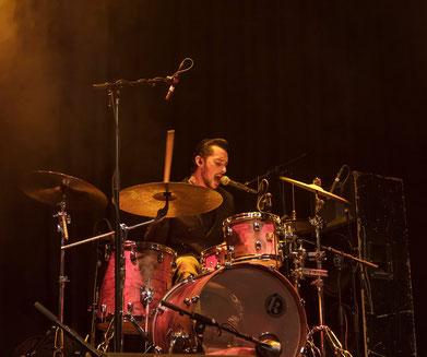 Patrick Westervelt / Drums