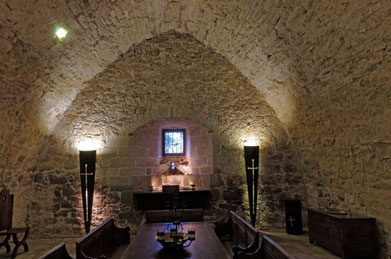 Séjour insolite au château médiéval