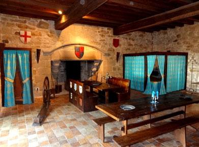 Nuit insolite au château-fort