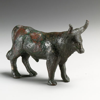 Bronze animalier étrusque