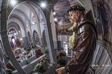 Foto interni Chiesa di Sant'Antonio