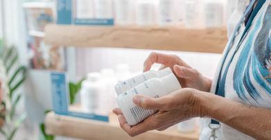 Gesundheitspräparate und Nahrungsergänzungsmittel von Biogena