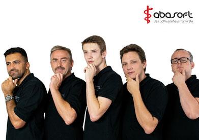 abasoft EVA Praxissoftware Arztsoftware Arzt Praxis Karriere Jobs Job Software
