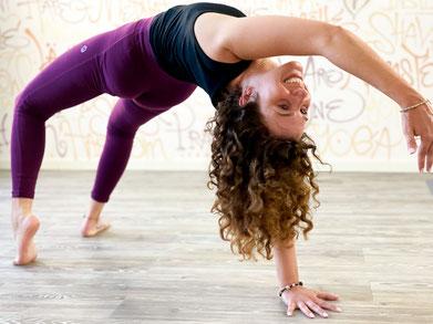 Denise Schröder Yoga Leverkusen