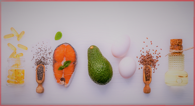 Omega fatty acids are essential