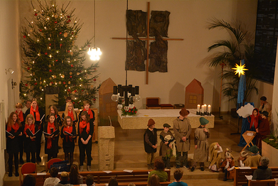 Adventskonzert am 21.12.2014  in St. Maria Möglingen