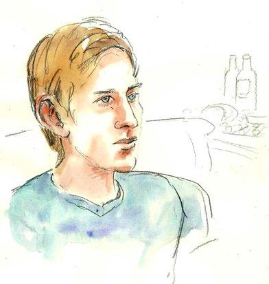 Florian (16), Martin