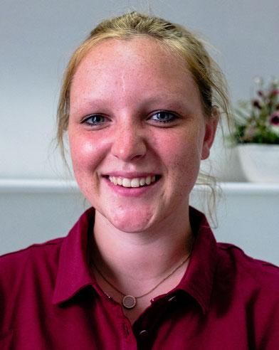 Vanessa Gries - Auszubildende zur Zahnmedizinischen Fachangestellten