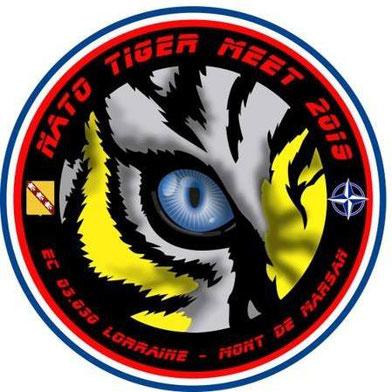 Nato Tiger Meet 2019 Mont-de-Marsan