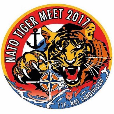 Nato Tiger Meet 2017 11F NAS Landivisiau , BAN , NTM 2017
