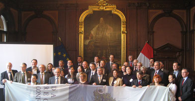 Annual meeting in Vienna, 2011