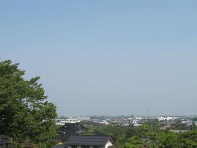 角田も暑くて避暑に行ったようです。