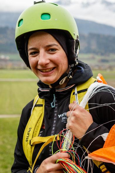 Eli Elisabeth Egger Graz Steiermark Flugschule Aufwind Paragleiten Regionalsport Mädls Frauen Damen Team Österreich