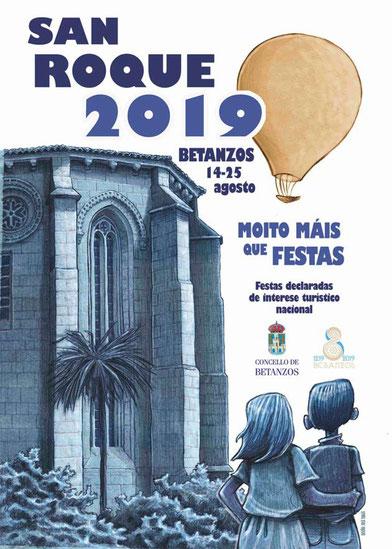 Fiestas de Betanzos San Roque