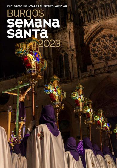 Procesiones Horarios e Itinerarios de la Semana Santa de Burgos