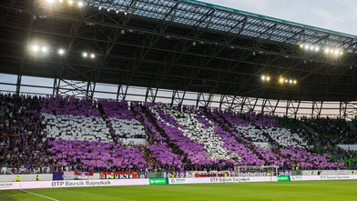 ÚJPEST FOOTBALL CLUB CURVA