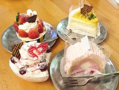 お誕生日プレゼント ケーキ