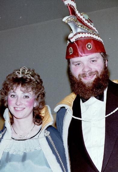 Barbara Munk & Endrik Müller 1988