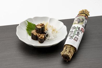文志郎の納豆輪〆昆布巻